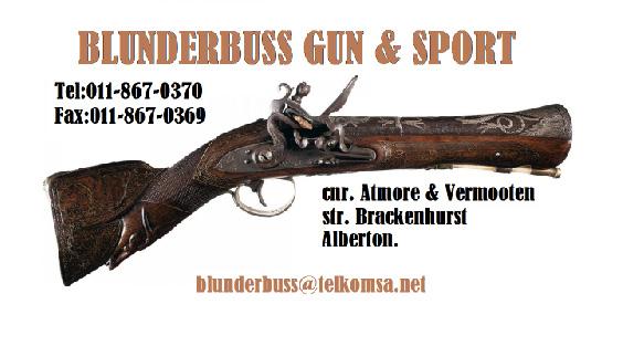 Blunderbus Gun